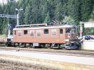 BLS Ae 4/4 251 im Autozuverkehr in Kandersteg