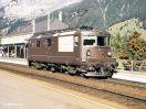 BLS Re 4/4 176 in Kandersteg, Gleis 1