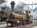SBB Historic 'Limmat' im Depot Erstfeld (UR)