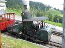 RB (VRB) Dampflok H 1/2 Nr. 7 in Rigi Staffel