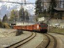 SBB HGe 101 965-2 mit Schnellzug Ri Luzern einfahrend in Brünig-Hasliberg