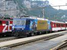 ZB HGe 4/4 101 967-8 in Meiringen