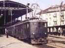SBB Deh 4/4 913 der Brünigbahn im Hbf Luzern