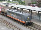 HectorRail 162.001 (151 013-0) mit Kombiverkehr in Korntal (Rastatt-Umleiter)