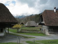 Im Freilichtmuseum Ballenberg